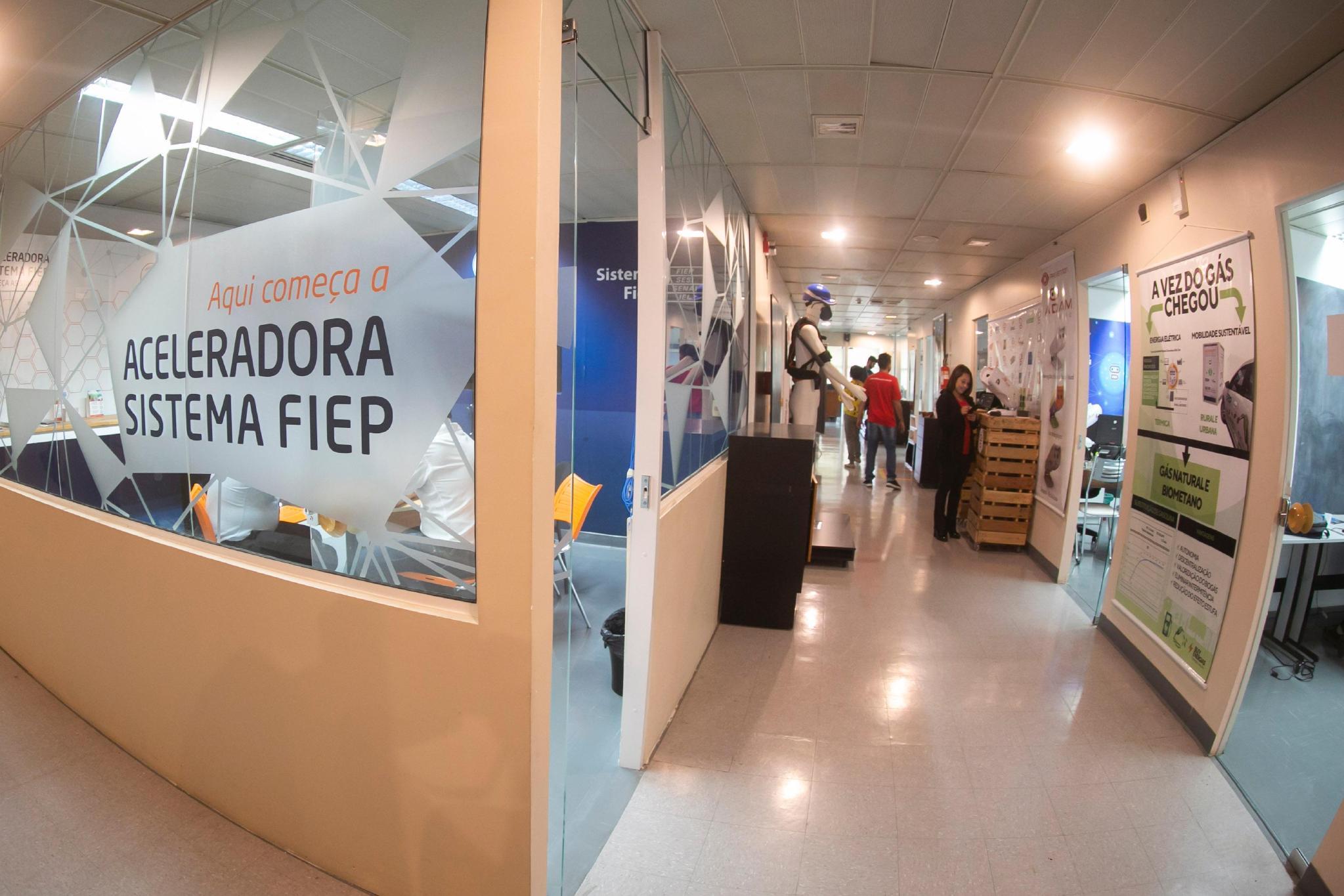 Imagem sobre Aceleradora Sistema Fiep oferece soluções a empresas por meio da conexão com startups