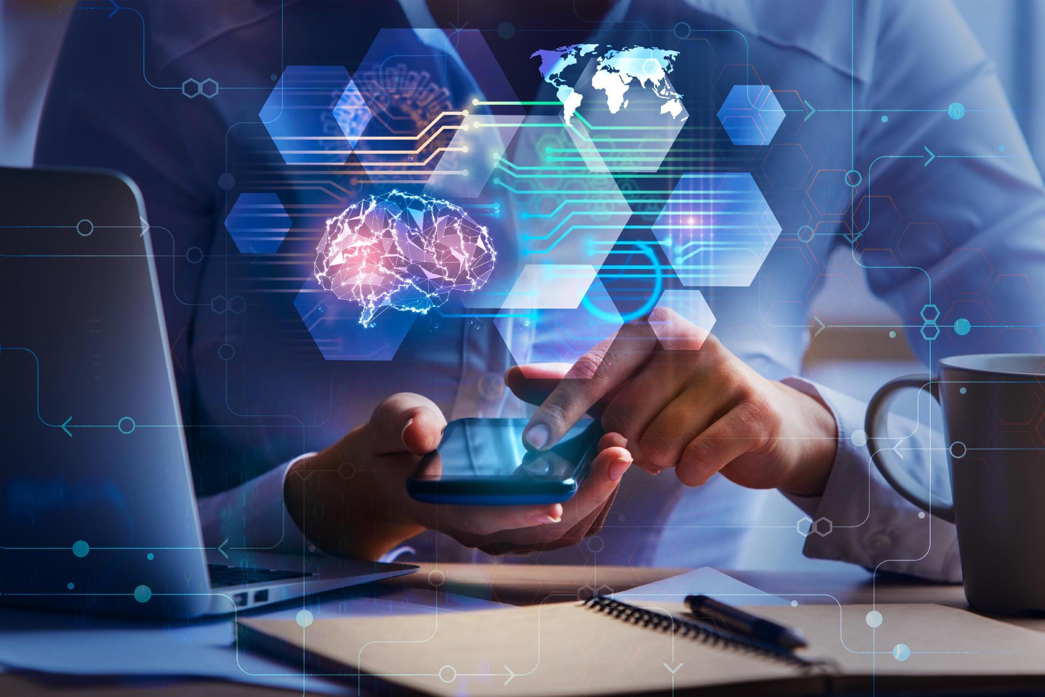 Imagem sobre Como a Inteligência Artificial pode ajudar a sua indústria?