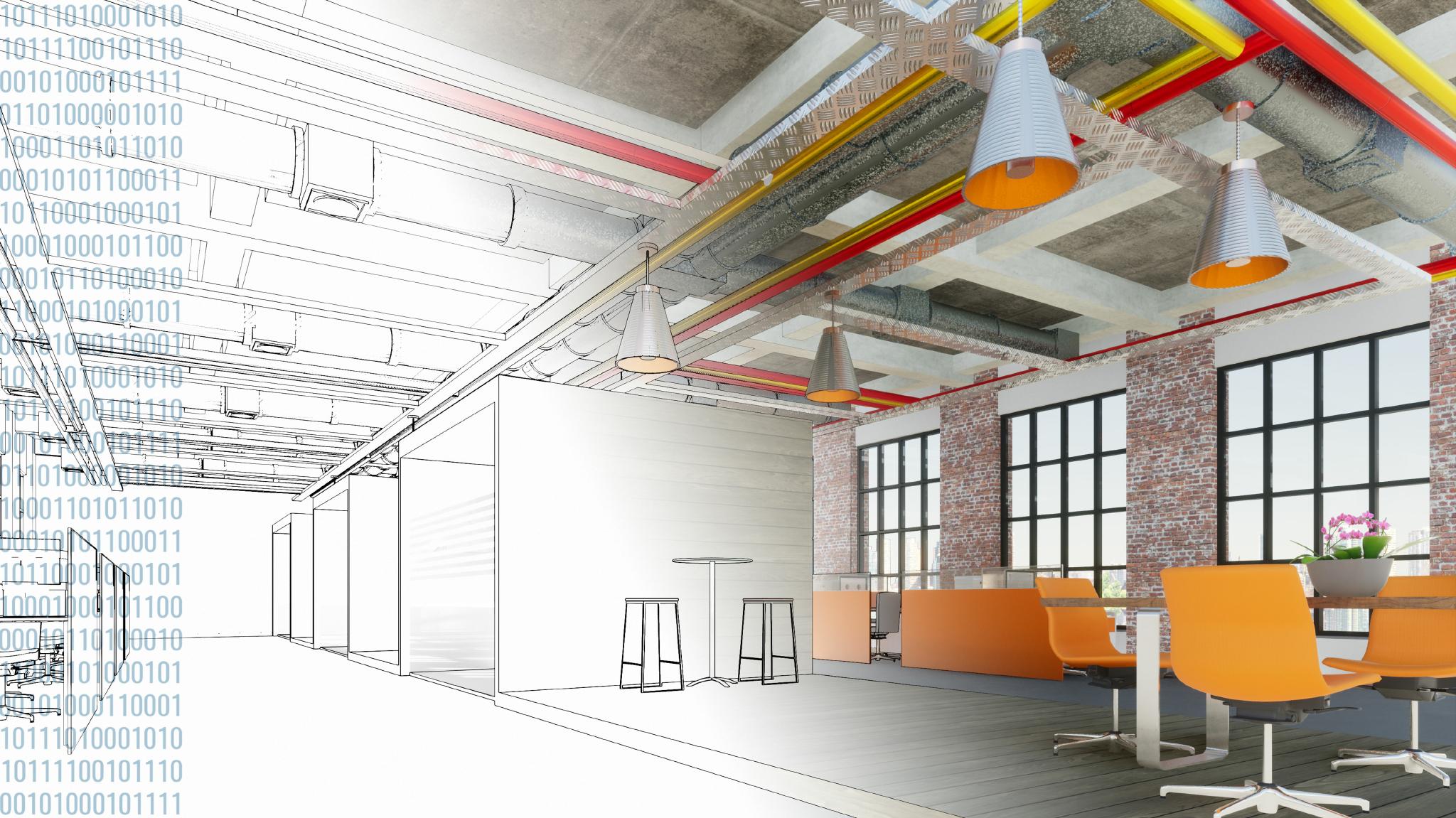 Imagem sobre O escaneamento 3D como facilitador BIM para uso em gestão de ativos