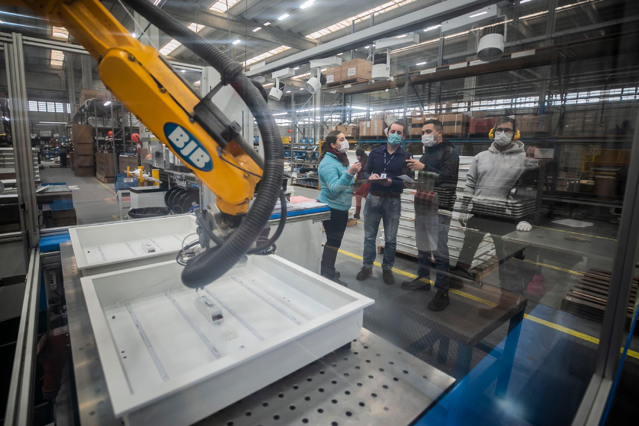 Imagem sobre Indústrias do Paraná crescem em produtividade com técnicas de produção enxuta