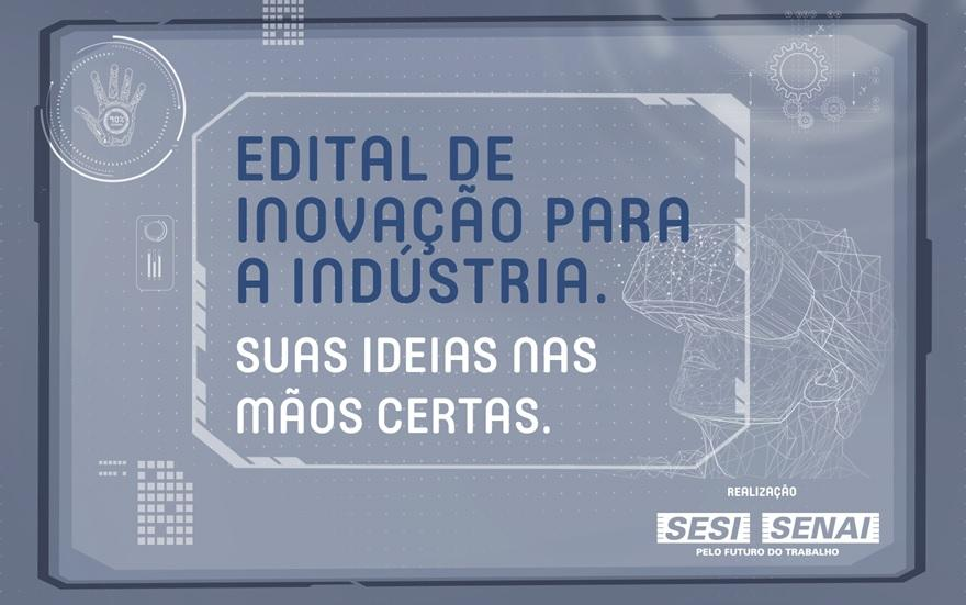 Imagem sobre Grandes empresas lançam desafios e investem em projetos inovadores com apoio do Senai