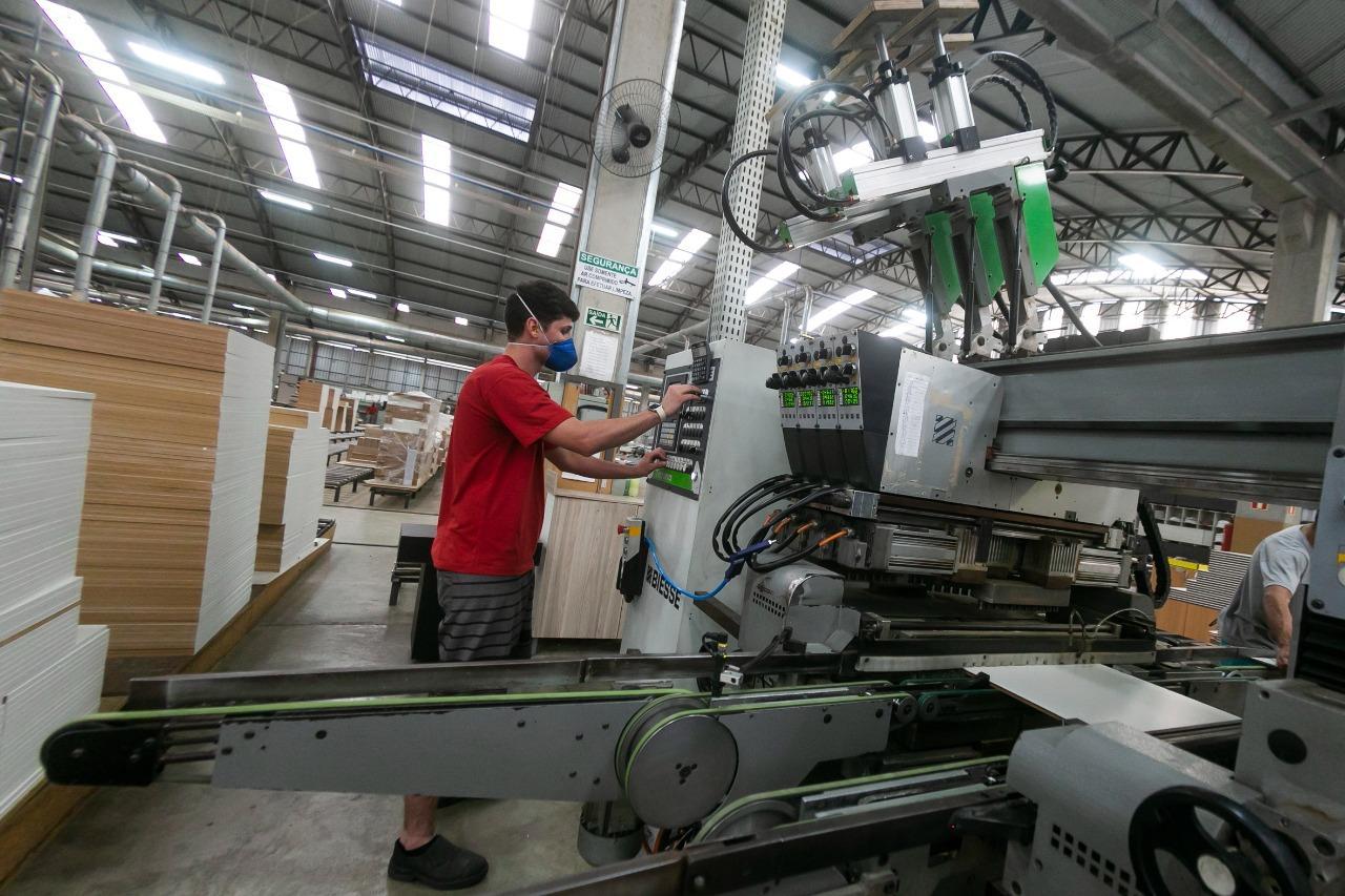Imagem sobre Iniciativa prevê aporte de R$ 3,3 milhões em projetos de inovação do segmento industrial