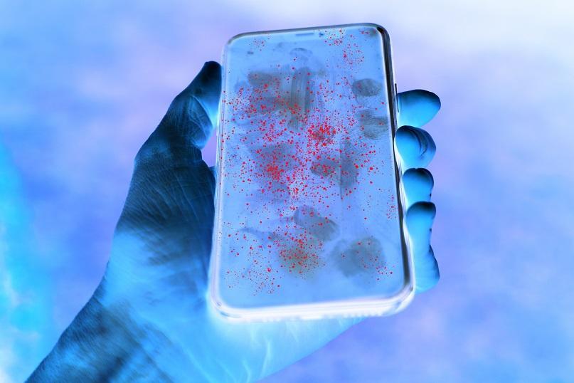 Imagem sobre Aparelhos que desinfetam ambientes e celulares estarão disponíveis em até 4 meses