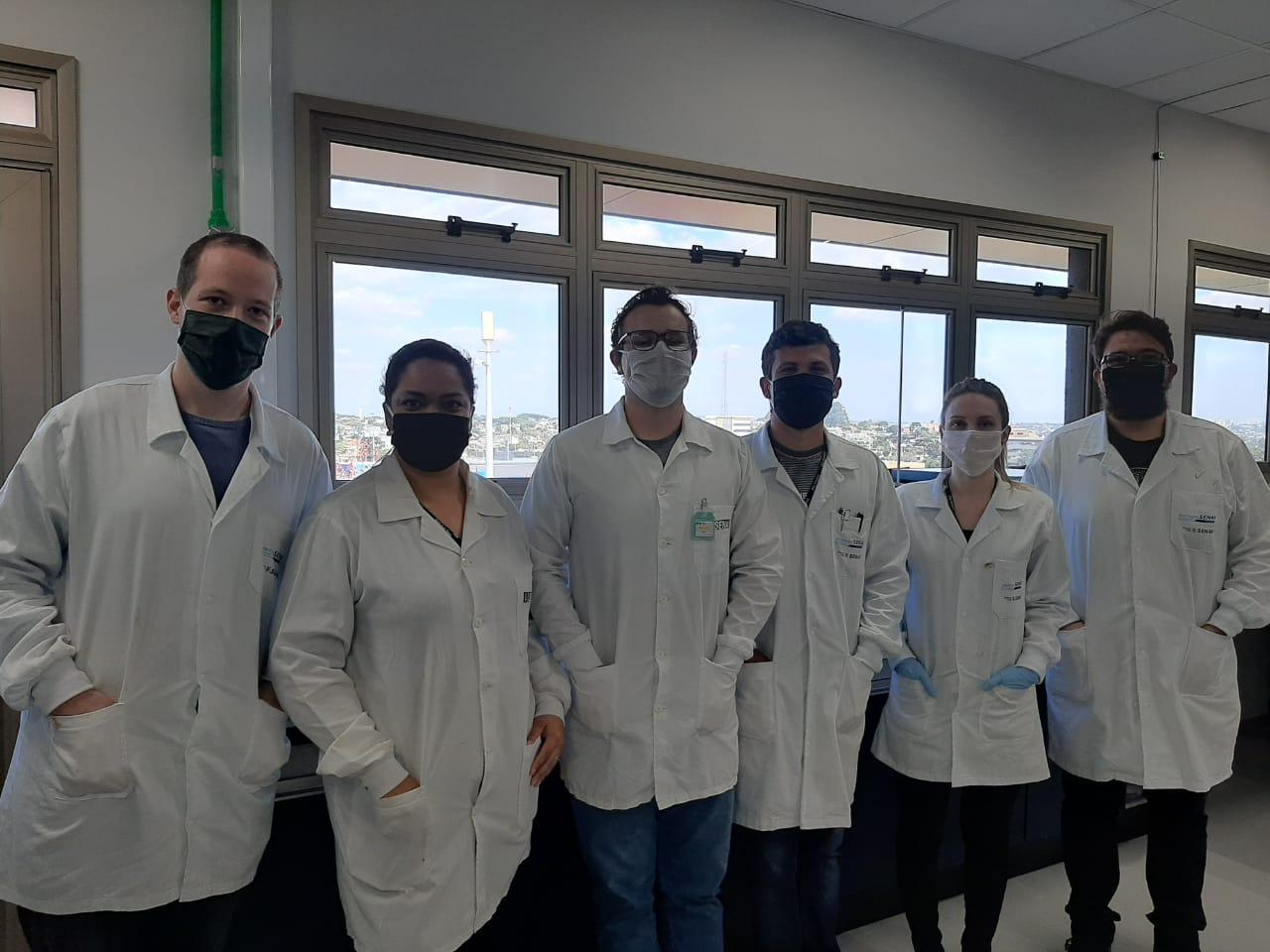 equipe ISI Eletroquímica