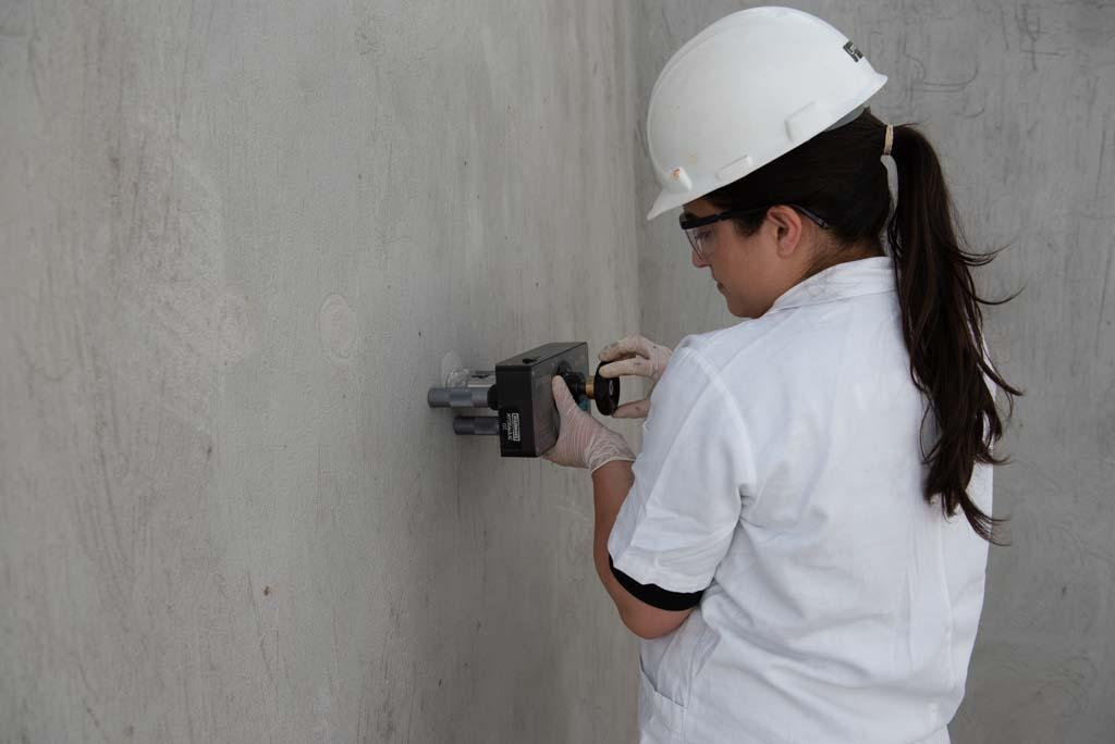 Imagem sobre A importância do controle e monitoramento da argamassa