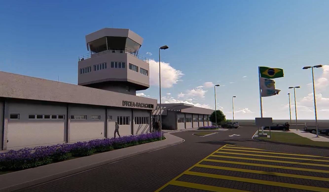 Imagem sobre Senai auxilia na elaboração de processos BIM em projeto da torre de controle do Aeroporto de Bacacheri