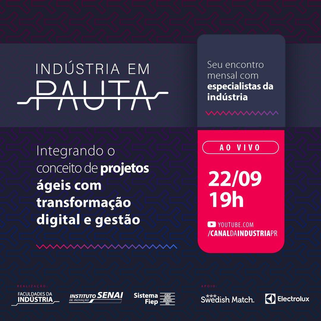 Imagem sobre Indústria em Pauta